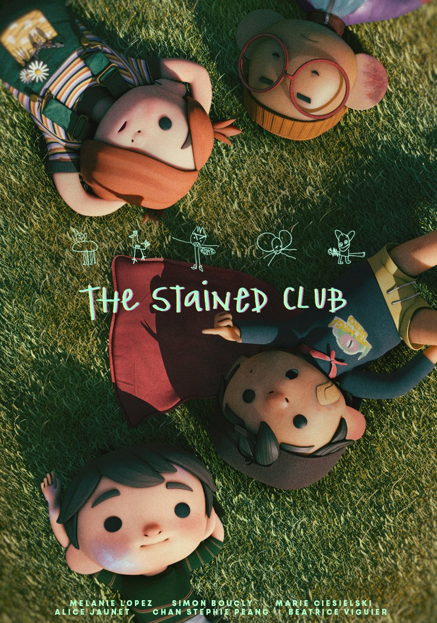 The Stained Club