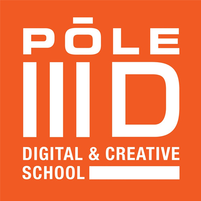 PÔLE 3D – Digital & Creative School