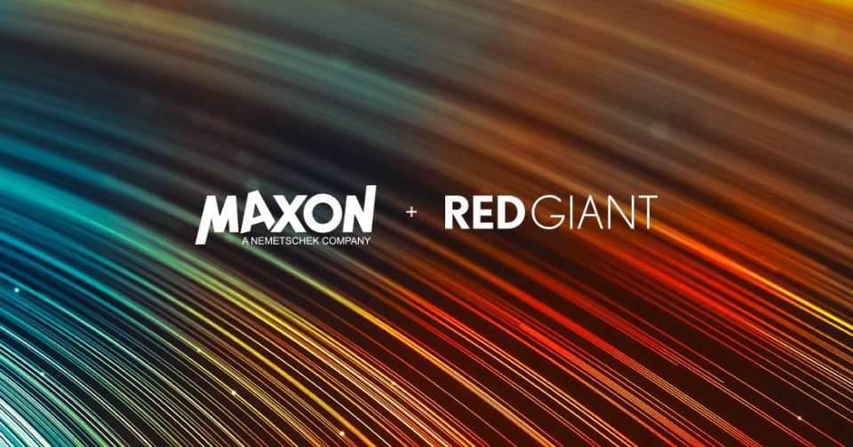 Maxon Red Giant